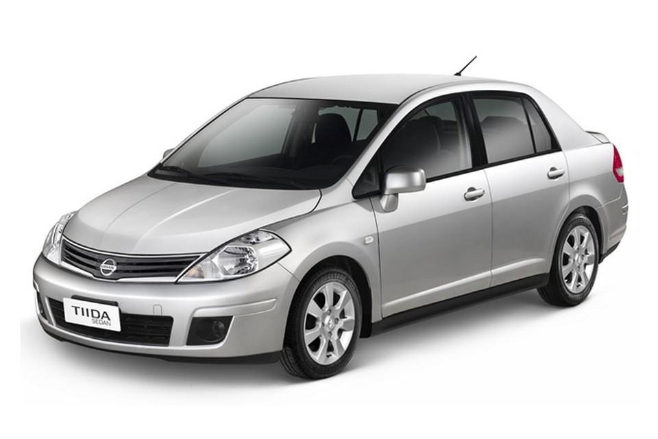 Nissan anuncia transmissão automática para o Tiida Sedan ...