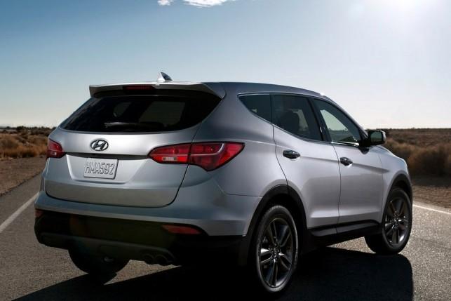 Novo Hyundai Santa Fe 2013 2