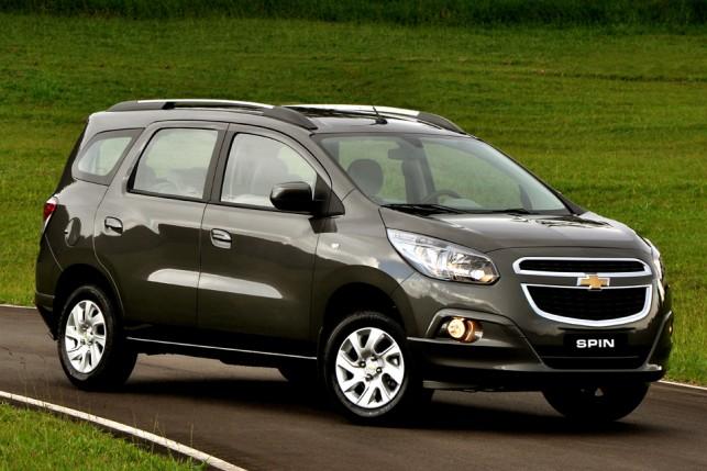 Avaliação  Chevrolet Spin não tem porte para substituir Zafira. Facebook ·  Twitter · Google+. Pinterest. Chevrolet Spin  receita na medida para donos  de ... d59fb9a740