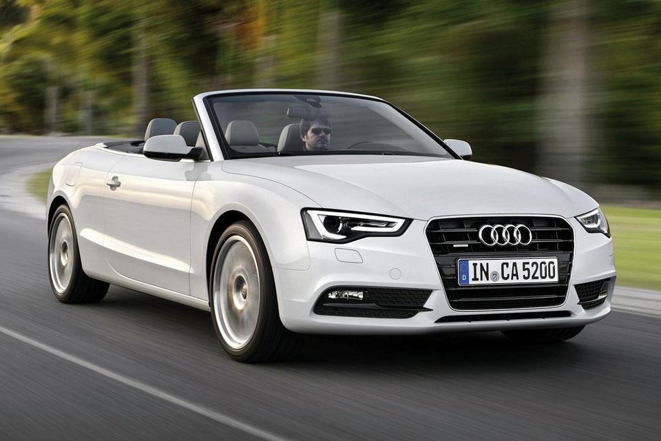Após cupê, Audi lança versão conversível da nova geração do