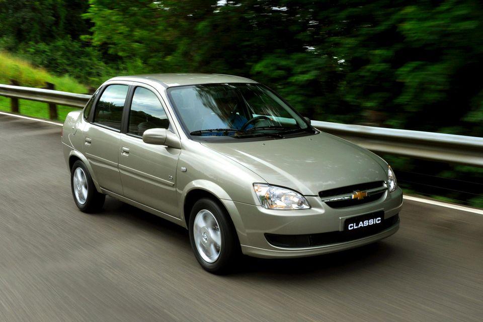 Airbags e ABS serão as novidades da linha 2013 do velho Classic