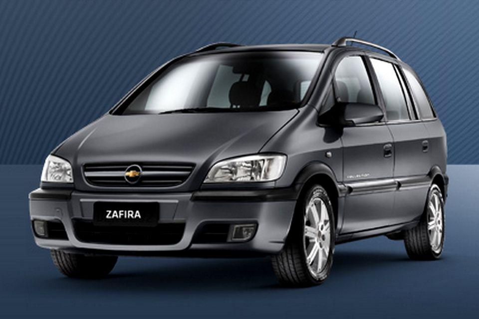 Chevrolet Zafira deixou de ser produzida nesta quinta-feira