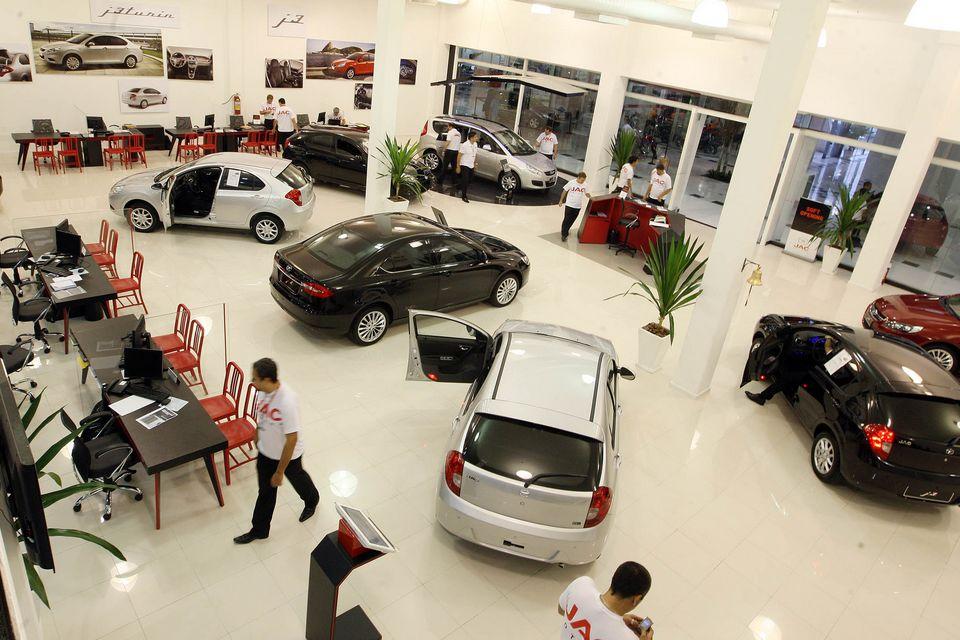 Concessionária JAC Motors