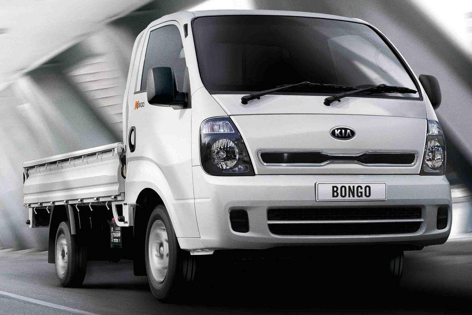 Kia Bongo chega a 25 mil unidades feitas no Uruguai