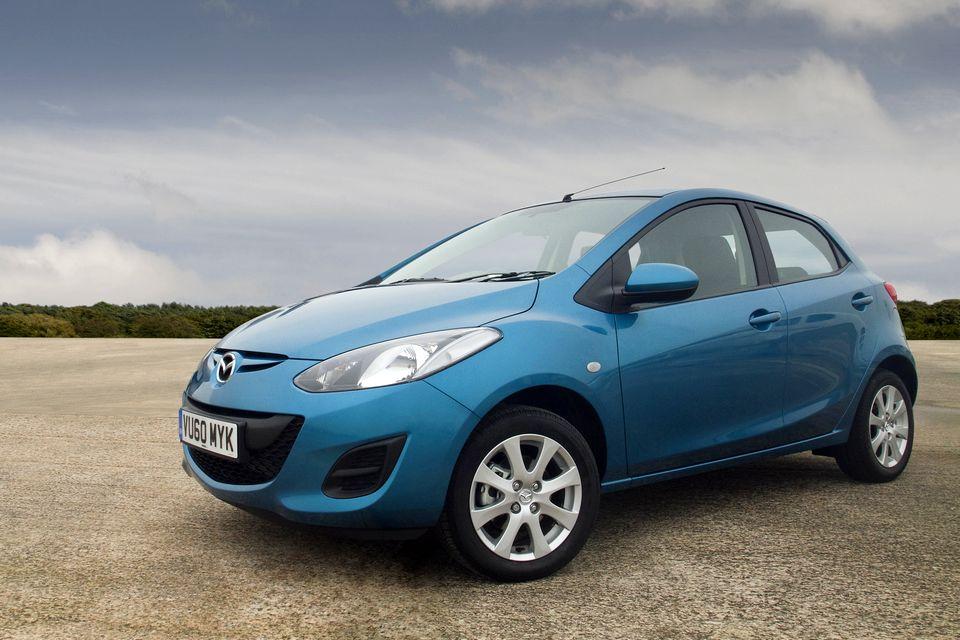 Mazda produzirá automóveis no Brasil a partir de 2014