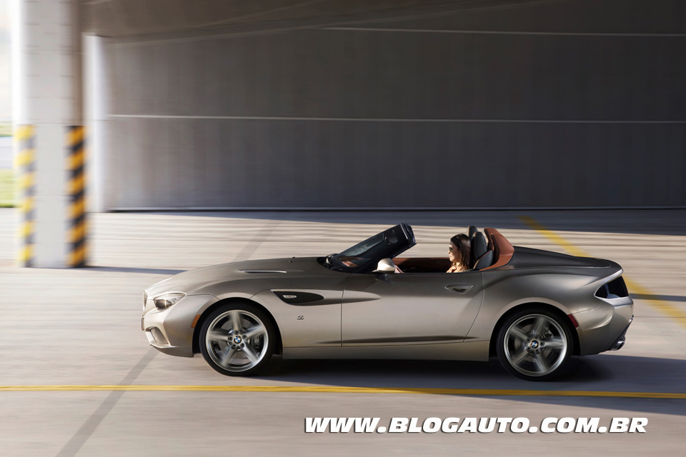 Galeria de fotos do BMW Zagato Roadster