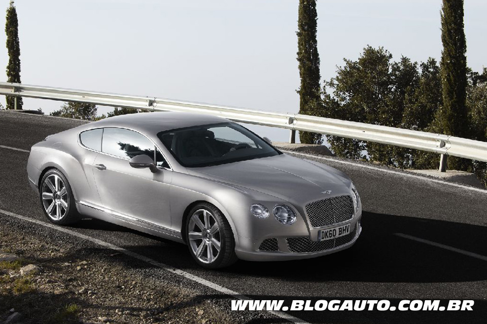 Galeria de fotos do Bentley Continental GT