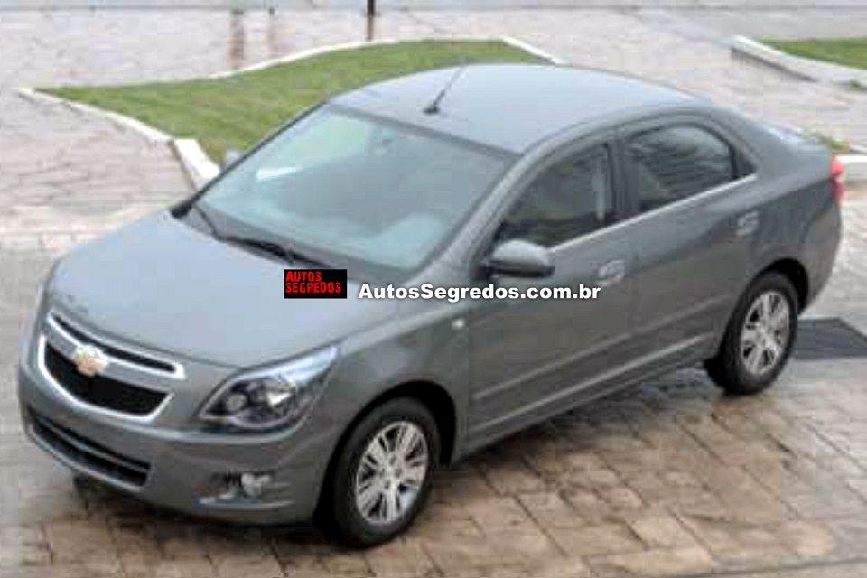 Chevrolet Cobalt 1.8 será vendido nas versões LT e LTZ