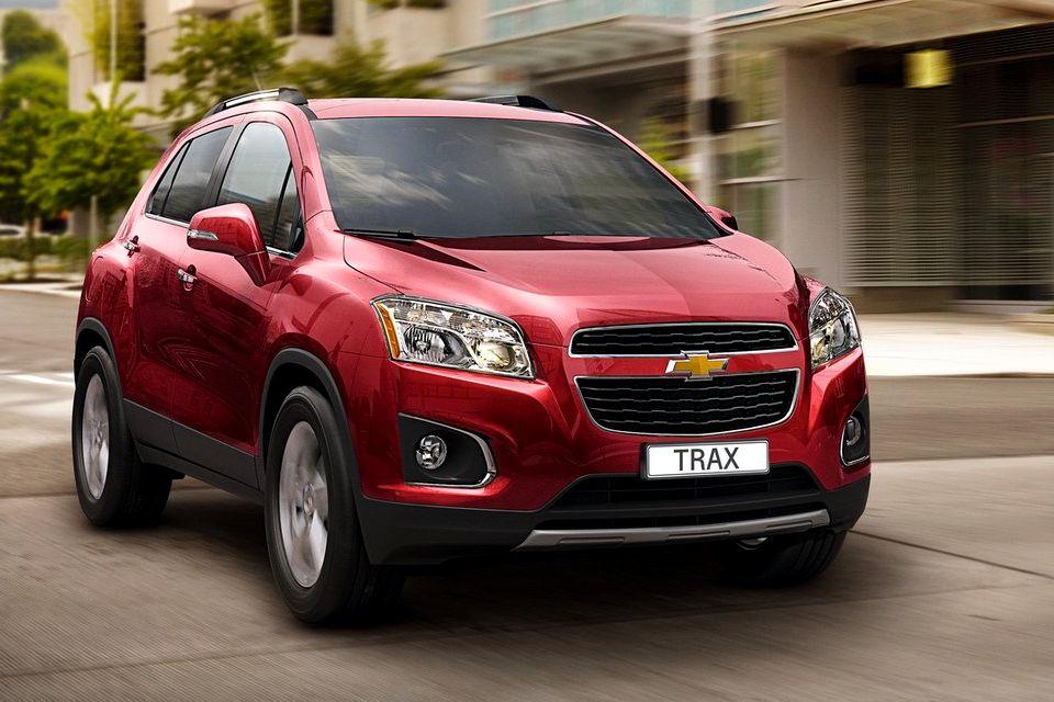 Trax tem novas imagens e detalhes revelados pela Chevrolet