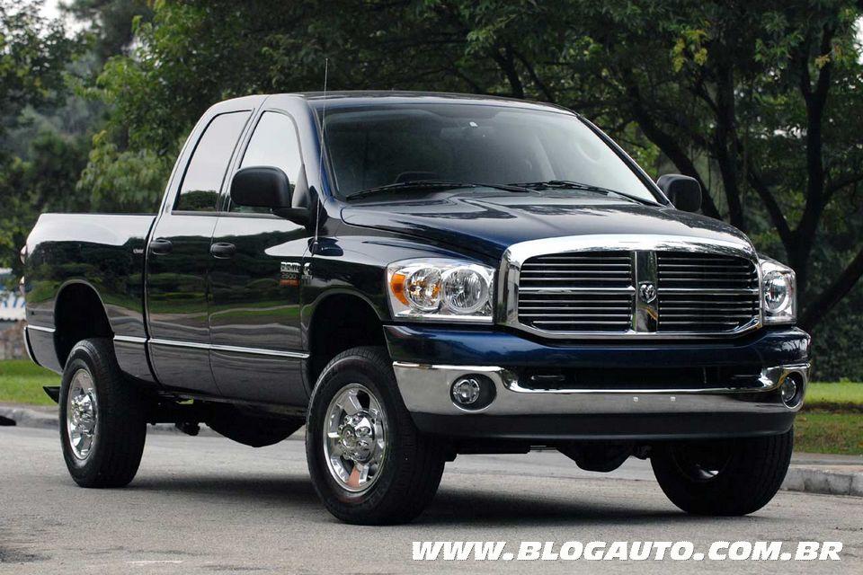 Chrysler faz recall de mais de duas mil unidades da Dodge Ram no Brasil