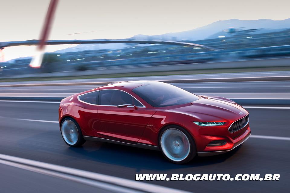 Galeria de fotos do Ford EVOS Concept
