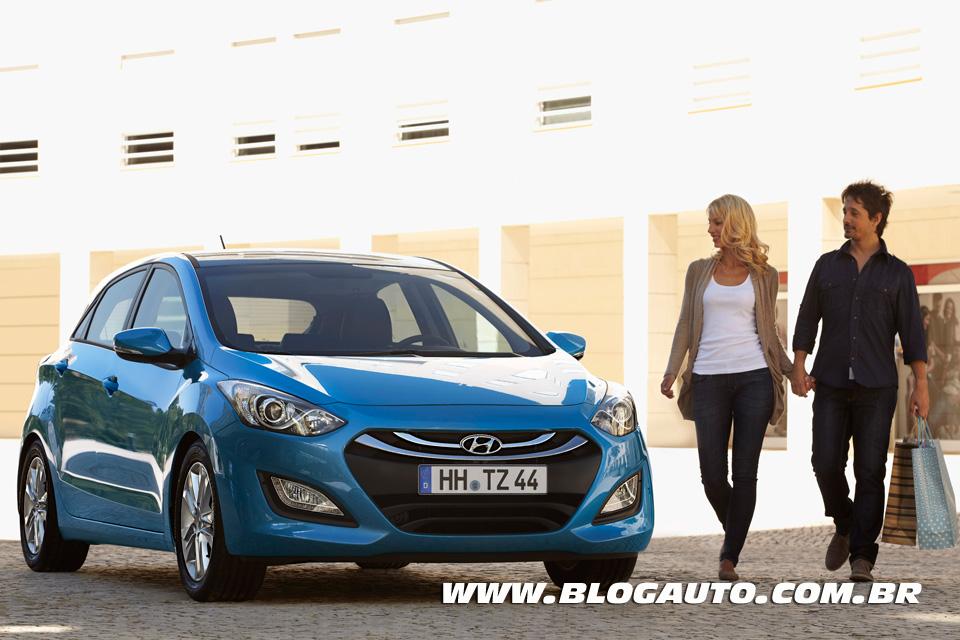 Galeria de fotos da nova geração do Hyundai i30
