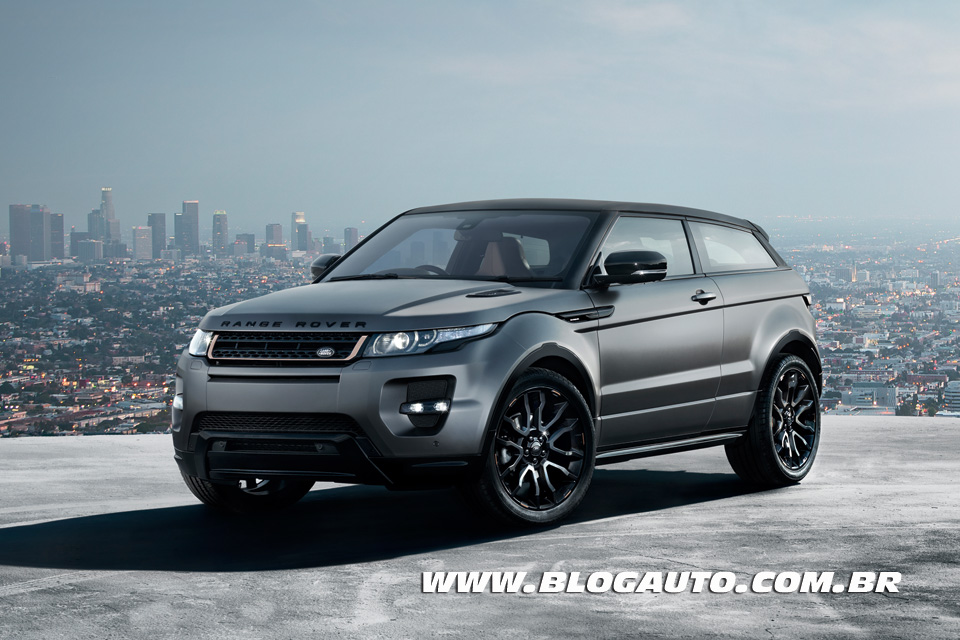 Galeria de fotos do Land Rover Evoque Special Edition VB