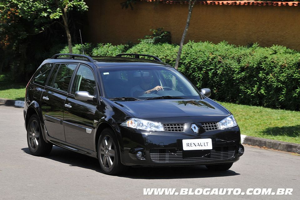 Renault para de produzir Mégane Grand Tour no Brasil