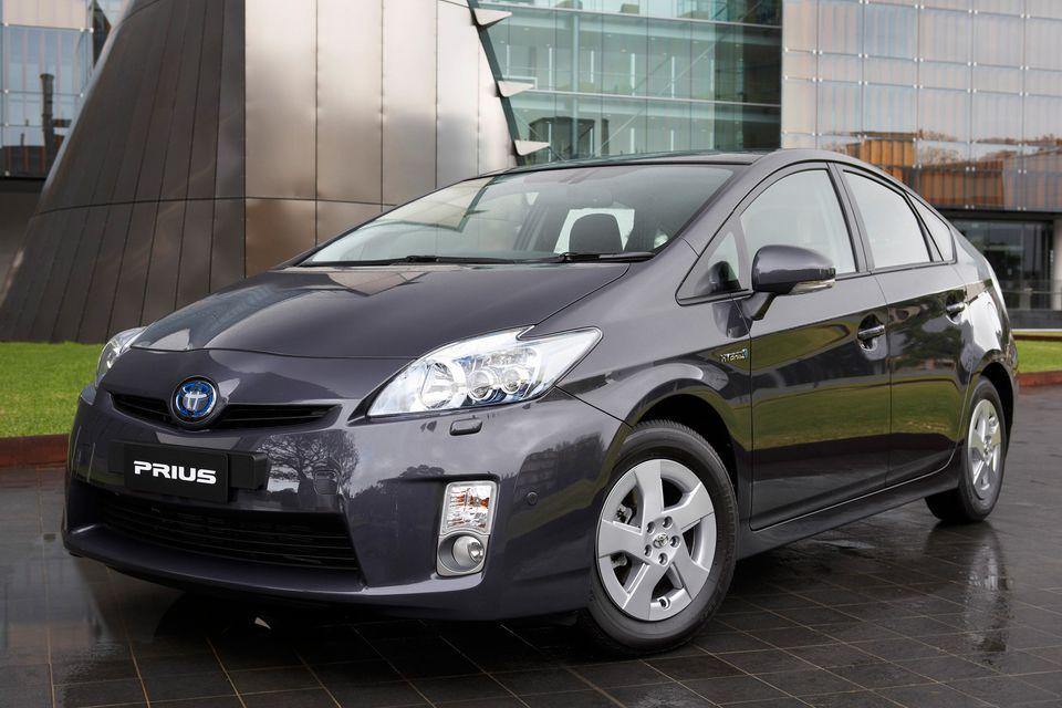 Toyota planeja produzir híbrido Prius em solo brasileiro