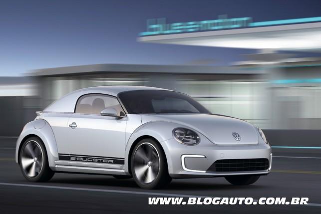 Volkswagen Beetle E-Bugster 2012