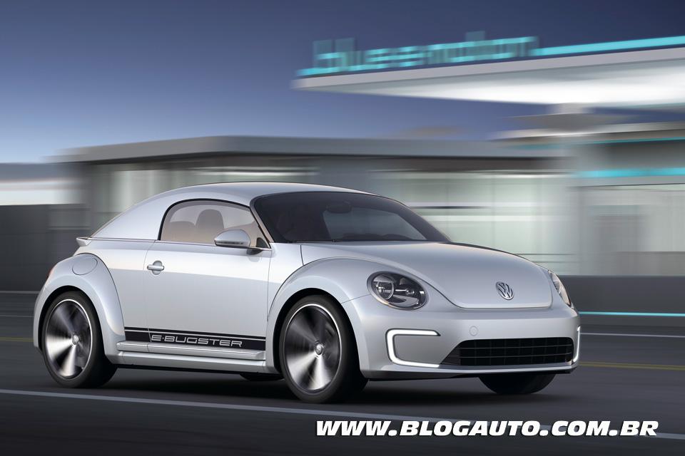 Galeria de fotos do conceito Volkswagen Beetle E-Bugster 2012