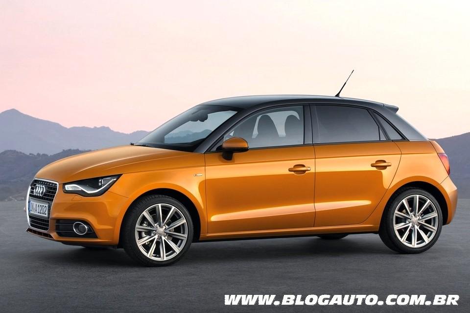 Audi A1 Sportback chega ao Brasil em duas versões a partir de R$ 94,9 mil