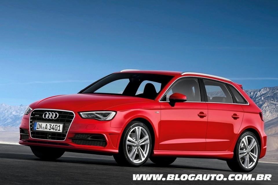 Audi A3 deve voltar a ser produzido no Brasil em 2014