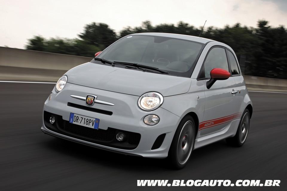 Fiat 500c E Abarth Estar 227 O Em S 227 O Paulo E Come 231 Am A Ser