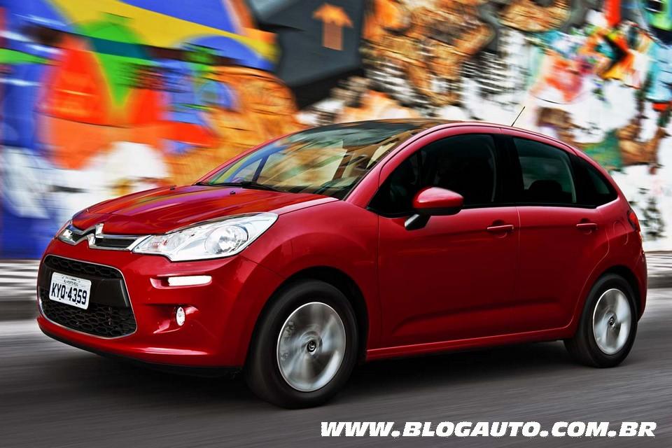 Citroën C3 Exclusive: agora apenas com câmbio automático