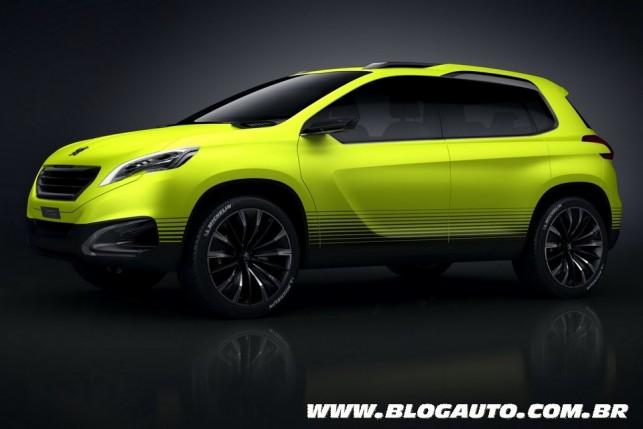 Peugeot 2008 Concept