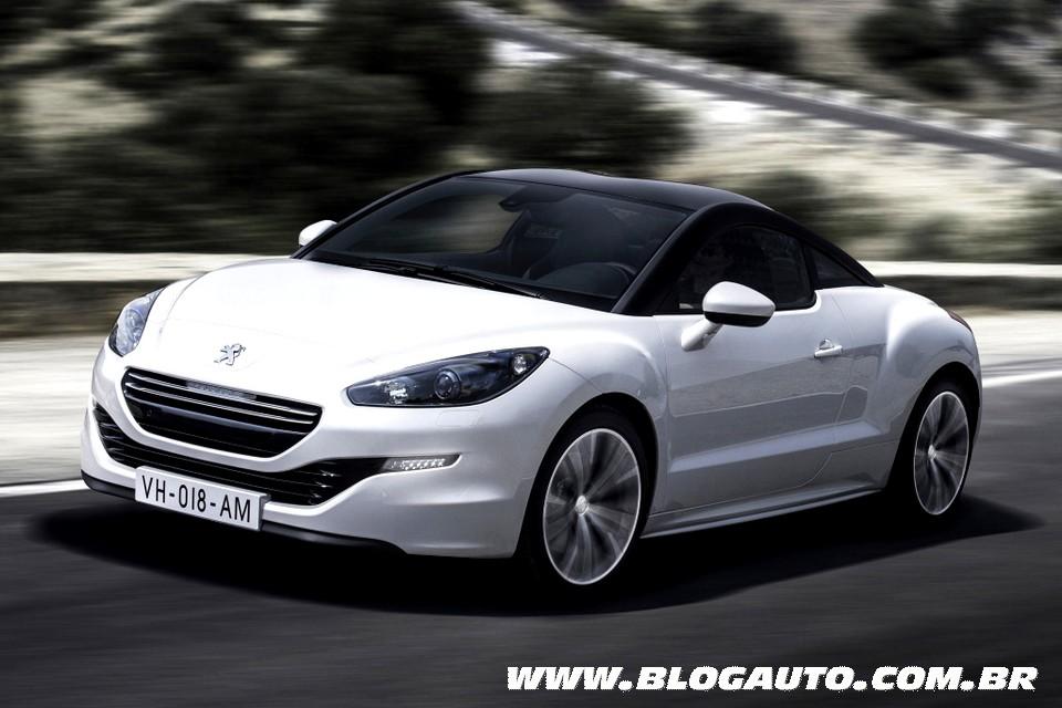 Peugeot RCZ recebe primeiras mudanças no visual