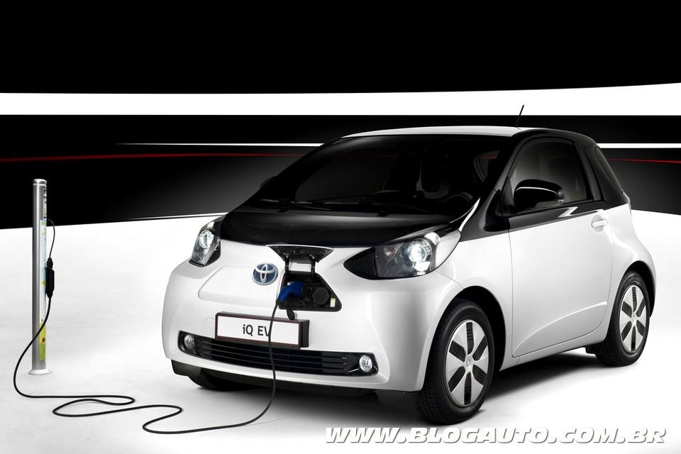 Toyota eQ tem autonomia para rodar 100 km