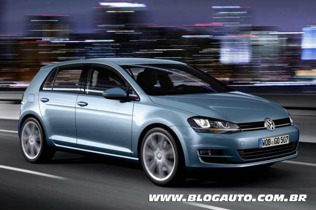 Volkswagen Golf 7 2013