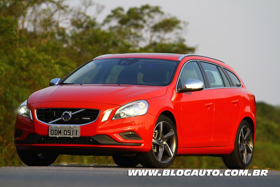 Avaliação: Volvo V60, as station wagons ainda têm seu espaço