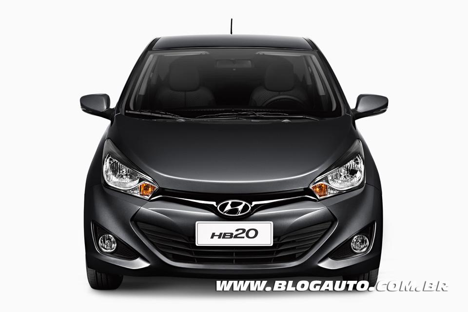 Exclusivo: Hyundai pode chamar sedã de HB20S e crossover, de HB20X