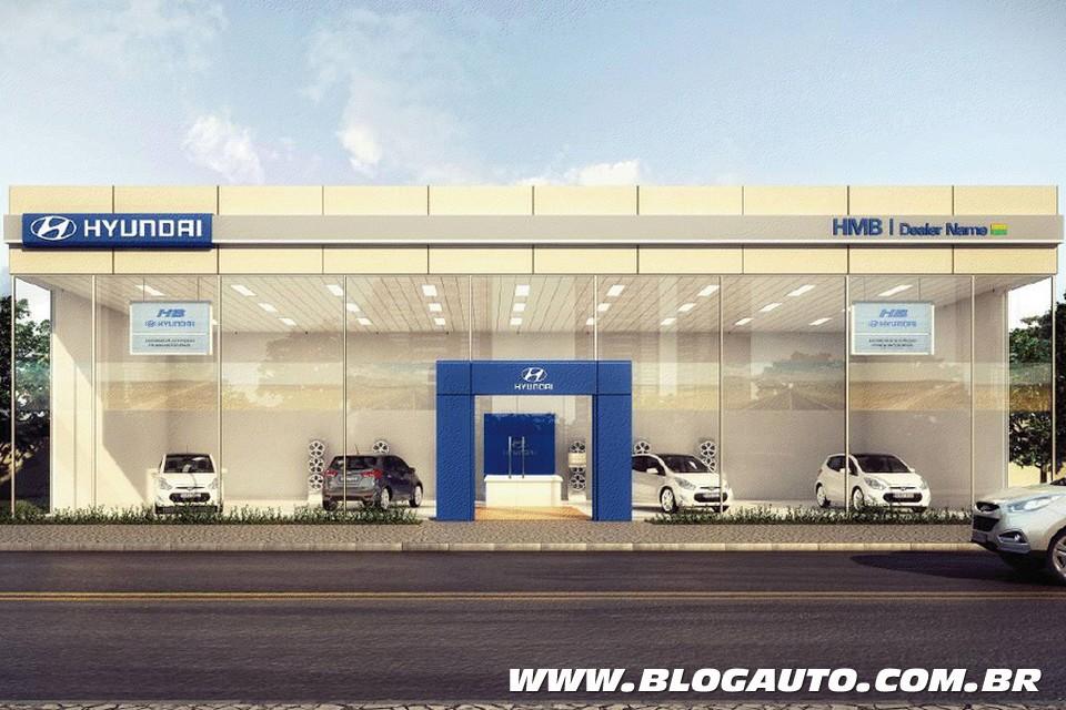 5d2950f7791cf Hyundai inicia vendas do HB20 - Blogauto