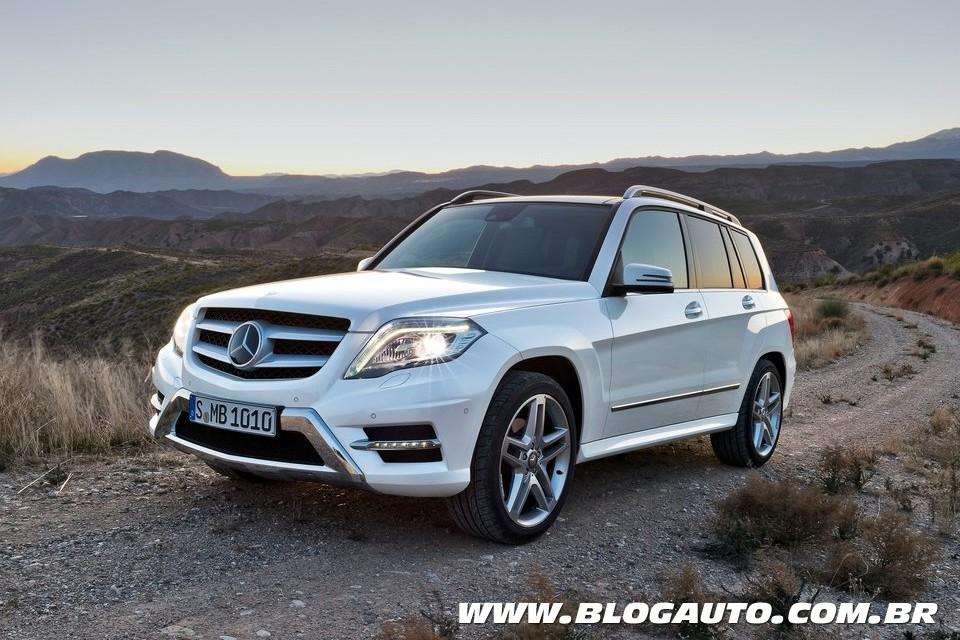 Mercedes-Benz GLK 2013