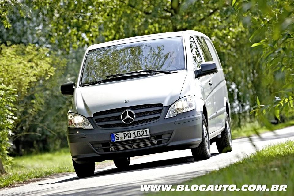 Mercedes-Benz Vito tem produção anunciada na Argentina