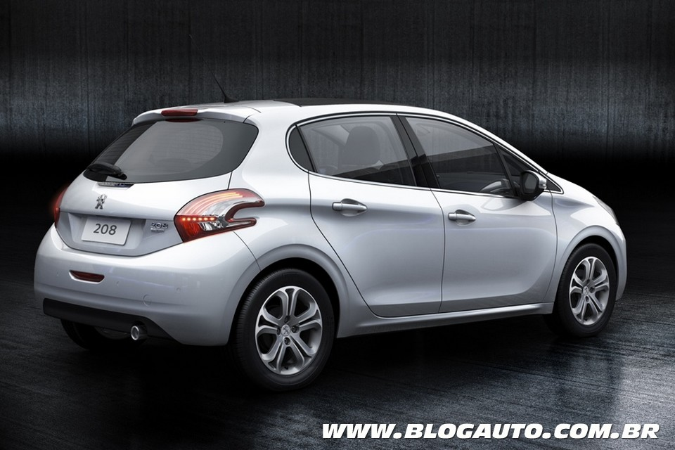 peugeot 208 confirmado para o primeiro trimestre de 2013 blogauto. Black Bedroom Furniture Sets. Home Design Ideas