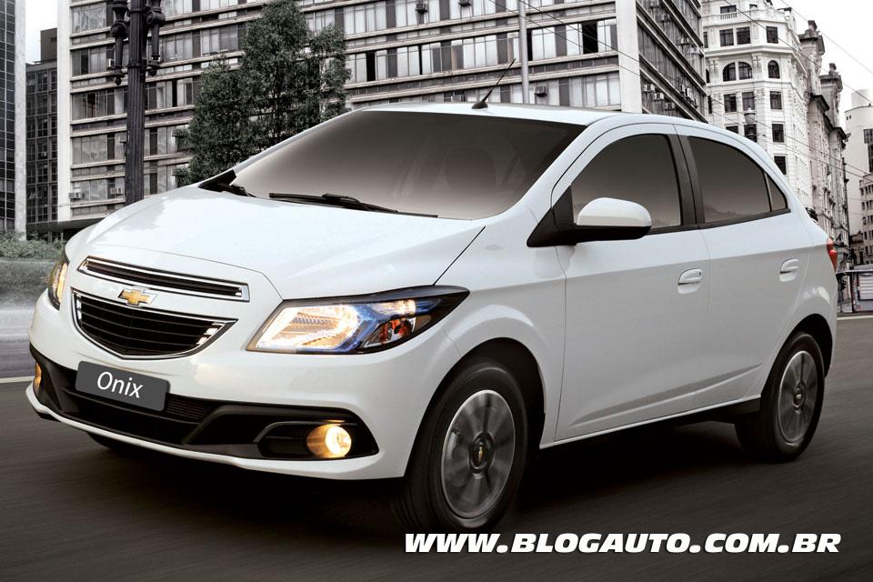 Chevrolet Onix 2013, finalmente revelado