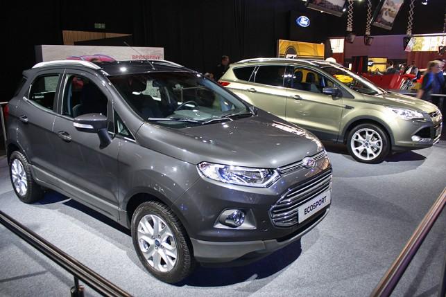 Ford EcoSport e Kuga