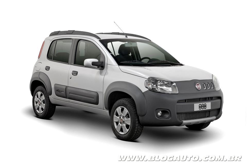 Fiat equipa Uno Economy e Way com direção hidráulica de ...