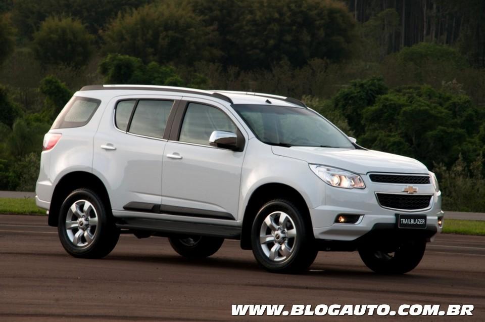 Chevrolet Trailblazer baixa preços, agora a partir de R ...