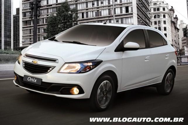 Chevrolet Onix LTZ finalista do prêmio Abiauto