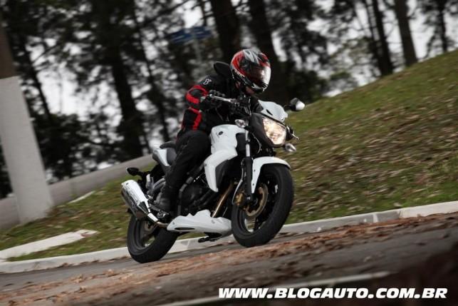 Street até 300 cc - Dafra Next 250