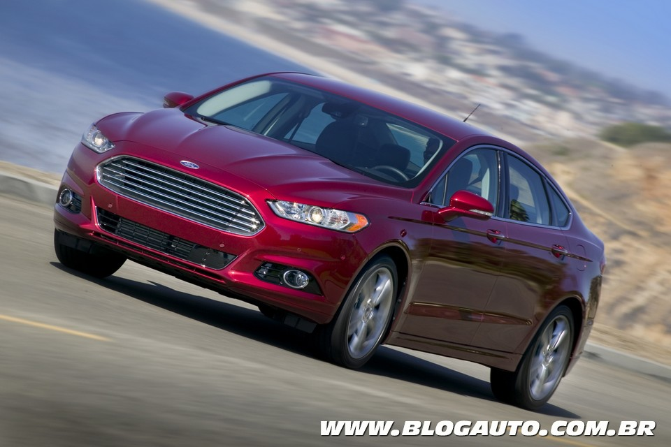 Ford Fusion 2013 já tem recall no Brasil