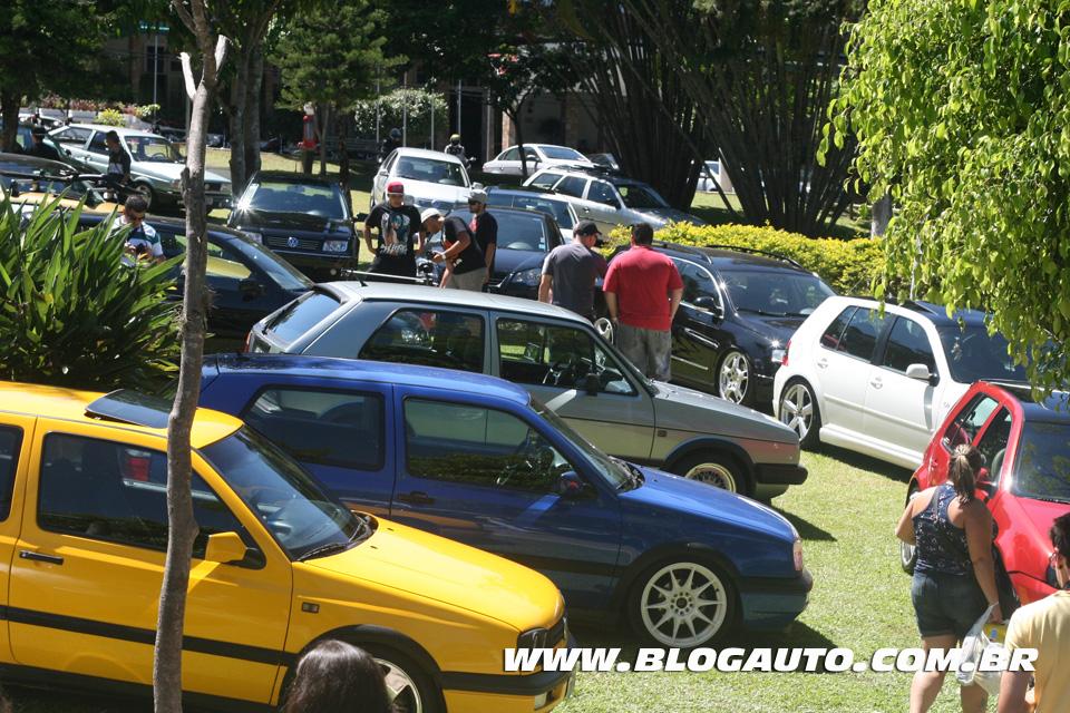 Bubble Gun Treffen o maior encontro Volkswagen do Brasil