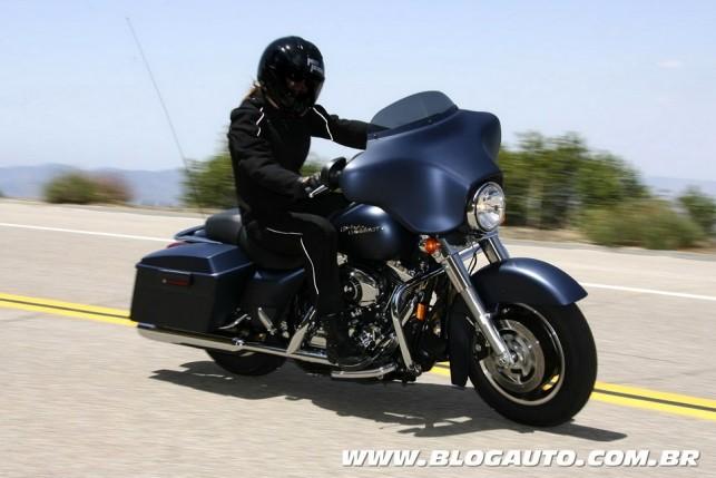 Touring - Harley-Davidson Street Glide