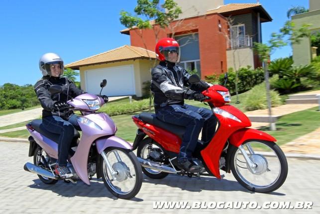 Motoneta - Honda BIZ 125