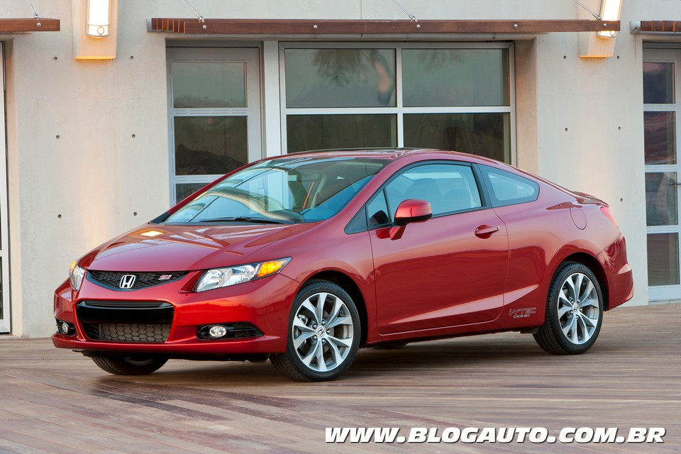 Honda Civic Si Coupé