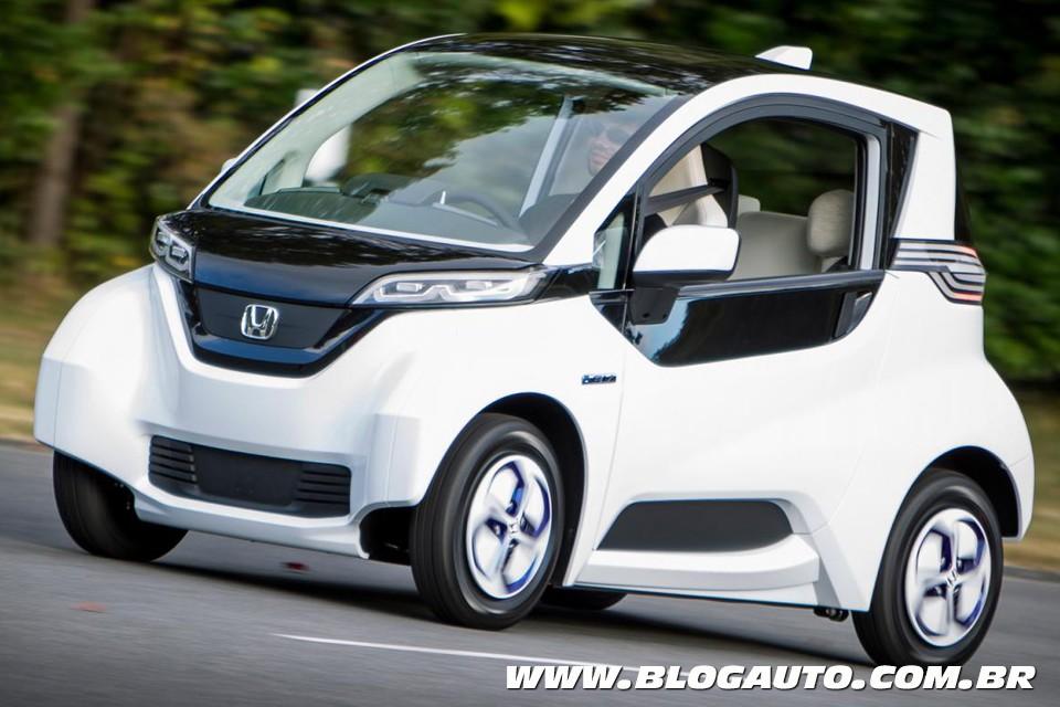 Honda Micro Commuter é um novo concorrente para o Twizy