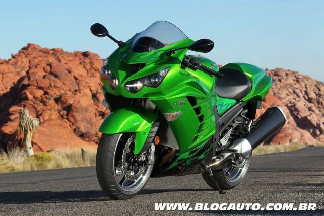 Sport Touring - Kawasaki Ninja ZX-14R