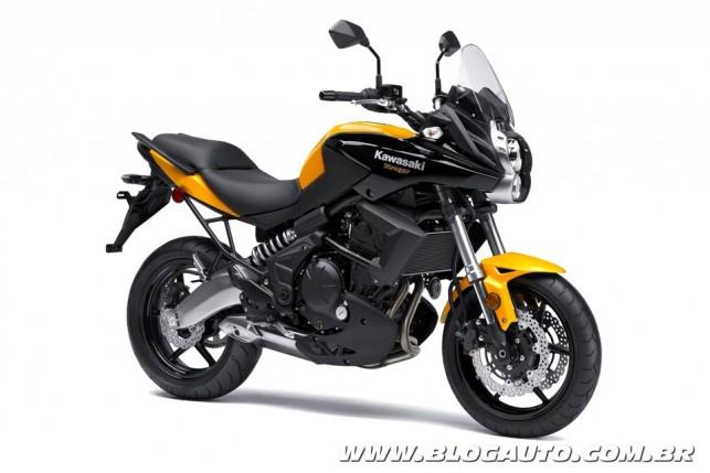 Big Trail até 800 cc - Kawasaki Versys 650 City