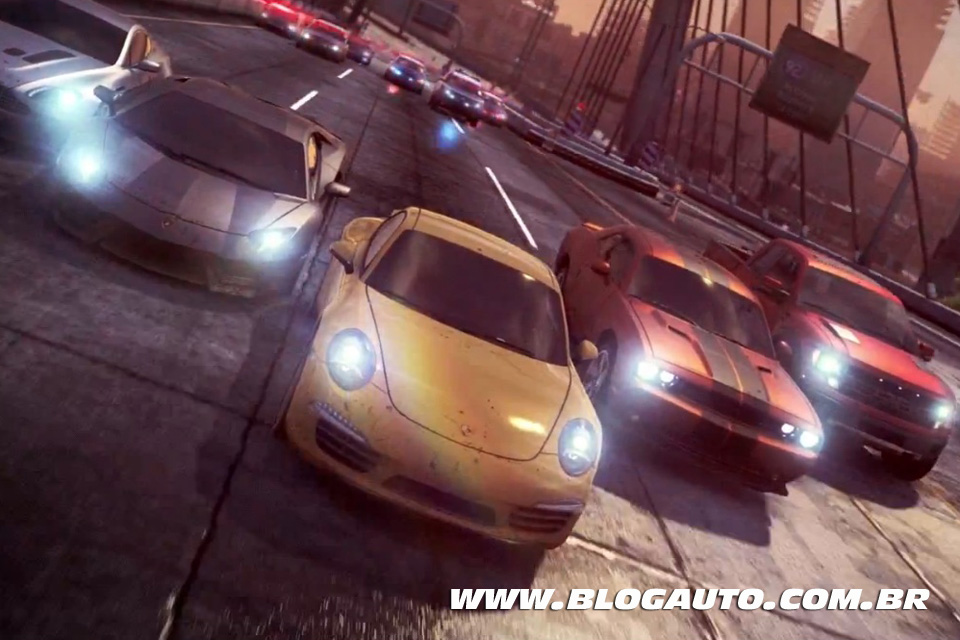 Need for Speed: Most Wanted, veja os vídeos